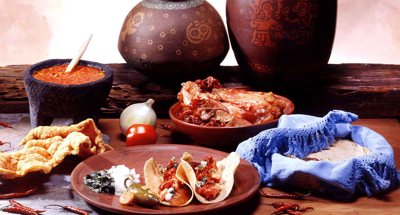 cuisine mexicaine c'est un art