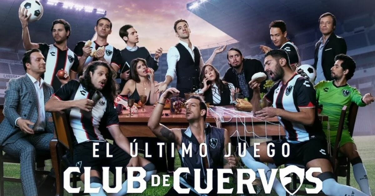 séries mexicaines netflix club de cuervos