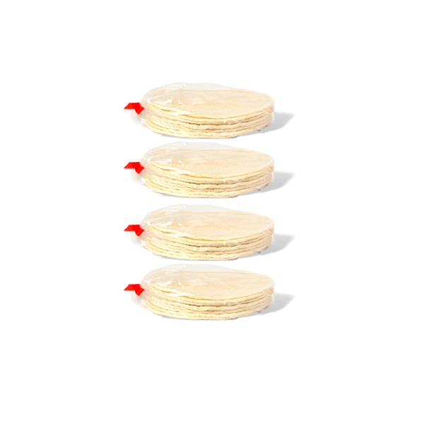 40 tortillas de mais
