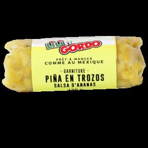 garniture a tacos pastor ananas