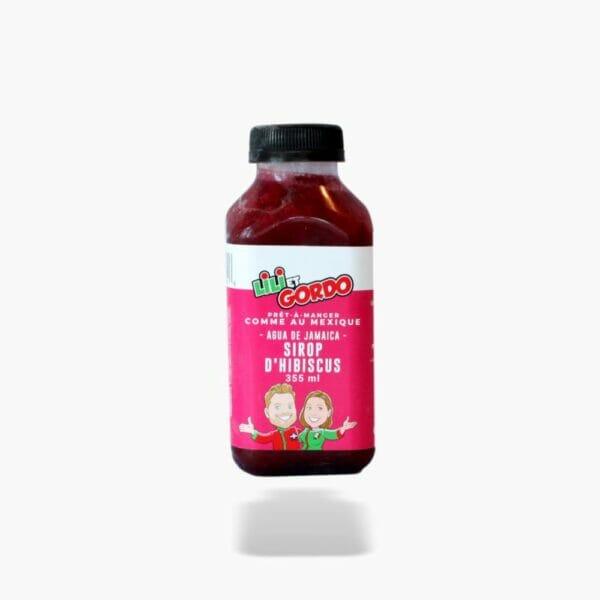hibiscus - agua de jamaica