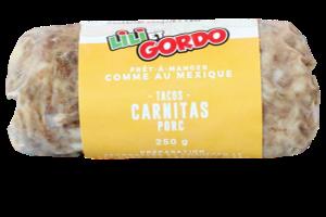 Carnitas porc - Garniture a tacos