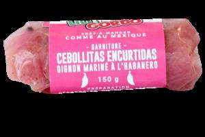 oignon marine garniture a tacos
